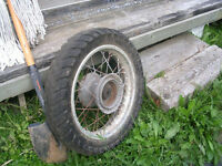 1988 honda nx250 on off road for parts