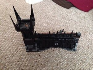 Lego lord of the rings black gate