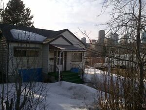 two bedroom river valley close to UofA and downtown
