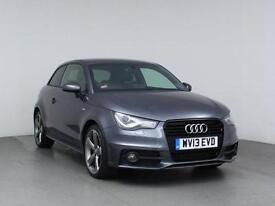 2013 AUDI A1 2.0 TDI Black Edition Leather Bluetooth GBP20 Tax 1 Owner
