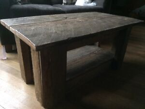 Hand built coffee and end tables  St. John's Newfoundland image 1