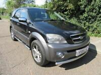 2005 KIA SORENTO 2.5CRDI XS AUTOMATIC DIESEL 5 DOOR SUV
