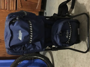 MEC child carrier backpack for your outdoor adventures!