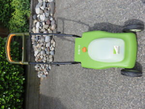 Battery - Powered Lawn Mower