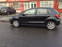 VW POLO 1.4 DSG 7 SPEED AUTOMATIC NEW SHAPE £4350