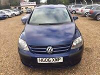 2006 Volkswagen Golf Plus 1.9 TDI PD SE 5dr