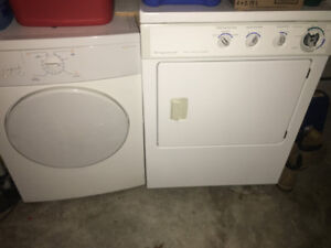 Washer and dryer set!