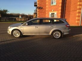 FORD MONDEO TDCI DIESEL ESTATE, 12 MONTHS MOT, HIGH SPEC, EXCELLENT CONDITION