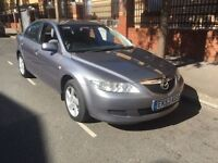 Mazda 6 Saloon Manual One owner from new WITHSERVICE HISTROY ***895***