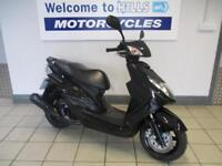 YAMAHA NXC 125 CYGNUS AUTO 4 STROKE LEARNER SCOOTER FEW MARKS TRADE SALE 2014