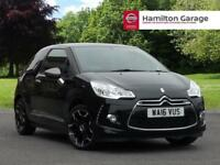 2016 Citroen DS3 1.2 PureTech 110 DStyle 3dr 3 door Hatchback