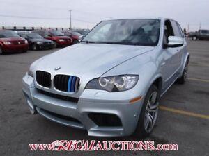 2011 BMW X5 M 4D UTILITY 4.4L M