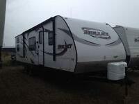 Travel Trailer for Sale: 2013 Keystone Bullet 286QBS