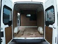 FORD TRANSIT 2.0 DI 260 SWB MK6 SHR SEMI HIGH TOP WHITE PANEL VAN NO VAT NEW MOT