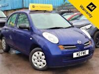 2003 NISSAN MICRA 1.2 S 5D 80 BHP! P/X WELCOME! AUTO! 32K MILES ONLY! CD PLAYER