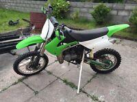 Kawasaki Kx85 2006