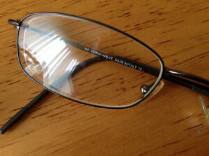 3 made in italy giorgio armani d&g glasses lenses and frames