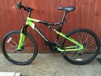 Mountain bike swap