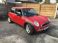 Mini one 2003 1.6 low mileage!!