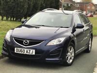 2011 Mazda Mazda6 2.2 D TS 5dr