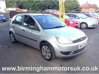 2005 Ford Fiesta 1.4 Style 5dr