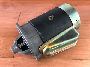 67 68 69 79 MUSTANG COUGAR STARTER 302 WITH 157 TOOTH FLYWHEEL