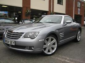 2004 04-Reg Chrysler Crossfire 3.2 auto,ULTRA RARE 1 OWNER,45,000 MILES ONLY!!!!