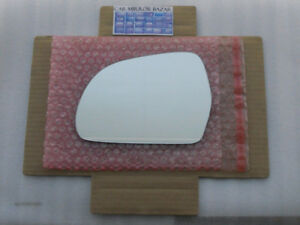 HEATED Mirror Glass for Audi A3 A4 A5 A6 A8 Driver Side Left LH