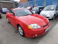 2004 Hyundai Coupe 1.6 S 3dr