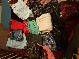 Bag of clothing