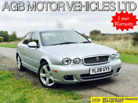 2009MY FACELIFT AUTOMATIC JAGUAR X-TYPE 2.2D DPF SE SOVEREIGN SPORT SPEC DIESEL