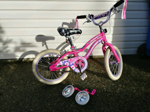 Schwinn Jasmine 16in kids bike