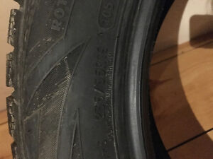 PRICE DROP, set of 4 tires for sale. Peterborough Peterborough Area image 3