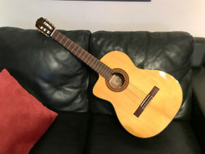 TAKAMINE CLASSICAL ACOUSTIC ROSEWOOD GUITAR - EC 132CLH