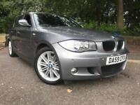 2009 BMW 1 Series 2.0 118d M Sport Hatchback 5dr Diesel Manual (119 g/km,