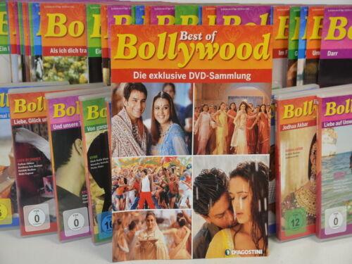 Die DVD Sammlung Best of Bollywood Ausgabe 1 - 70 mit Hefte und Special Edition