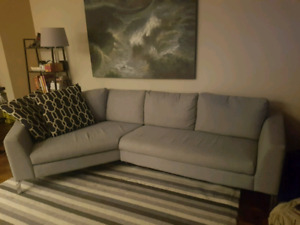 Sectional Couch - Condo size
