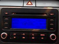 Vw Passat B6 car stereo with CD