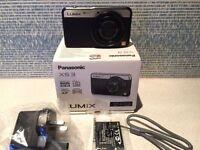 Panasonic LUMIX XS3 (14.1 MP F2.8 24mm Ultra Wide-Angle Compact Camera)