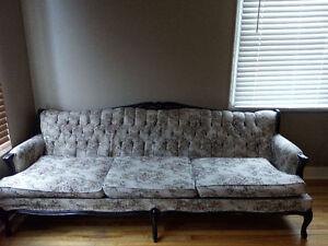 Classy, Extra-long Sofa