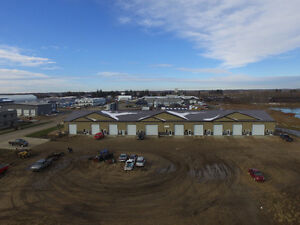 Condo Bay In Stony Plain Industrial Park For Rent