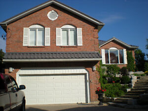 Garage Door 16' Double White COMPLETE Orillia