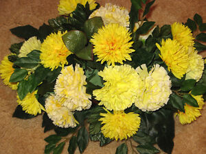 Silk Floral Agmts, Foliage Plants, Plant Stands $5-$15