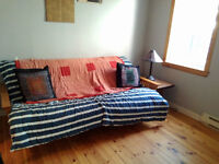 Sublet - One Bedroom with Small Deck in Market