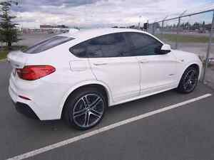 2015 BMW X4 X-Drive 3.5i M-Sport Package
