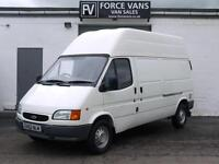 FORD TRANSIT 190 2.5T DIESEL UNDERCOVER POLICE COMMAND CONTROL PANAL CREW VAN