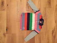 Boys Boden t-shirt age 4-5 years