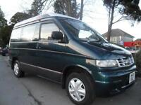 FORD FREEDA 7 SEATER MPV MOTOR HOME COMPLETE WITH M.O.T HPI CLEAR INC WARRANTY