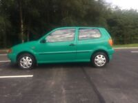 1.0 VW Polo **Open to offers needs to go**