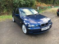 Bmw e46 320d compact diesel 6 speed long mot